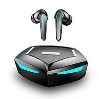 Игровые беспроводные Bluetooth наушники с активным шумоподавлением Earbuds P30, фото 1