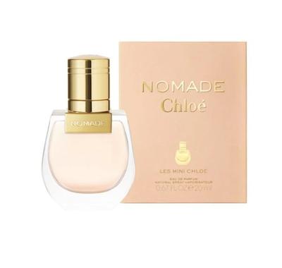 Елітний жіночий парфум МІНІАТЮРА Chloe Nomade edp 20ml, шипровий квітковий аромат, парфумована вода, ОРИГІНАЛ