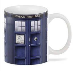 Кружки Доктор Кто Doctor Who