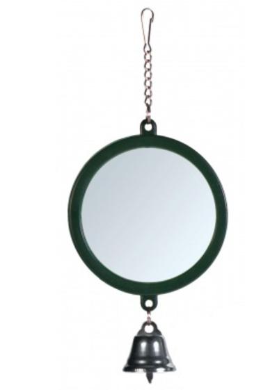 Дзеркало з дзвіночком для птахів 7,5 см, Trixie TX-5216
