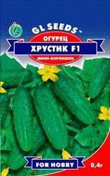 Огурец Хрустик F1, пакет 0,5г - Семена огурцов