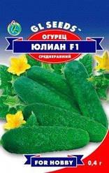 Огурец Юлиан F1, пакет 0,4г - Семена огурцов