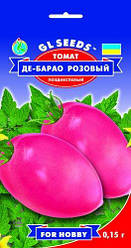 Томат Де-барао розовый, пакет 0,15г - Семена томатов