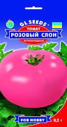 Томат Розовый слон, пакет 0,2г - Семена томатов