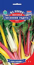 Мангольд Весенняя радуга, пакет 3 г - Семена зелени и пряностей