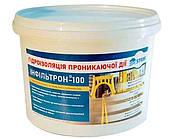 Инфильтрон-100 Проникаюча гідроізоляція (Відро 10кг)