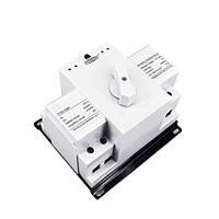 Автомат введення резерву АВР ATS 2P 63А 220В перемикач TOQ3-63