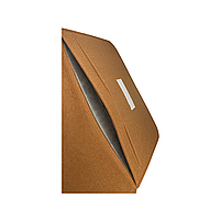 """Повстяний чохол конверт ZAMAX для MacBook Air і Pro 13.3"""" сумка папка з повсті на Макбук коричневий, фото 5"""