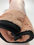 Полотенце банное из микрофибры 70х140 см, фото 5