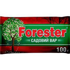 Замазка Садовый вар Forester, 100 г