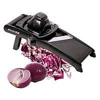 Многофункциональная шинковка-измельчитель для овощей Kamille 38*17*13см