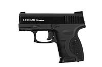 Новинка! Сигнальний пістолет Carrera Arms Leo MR14 Black