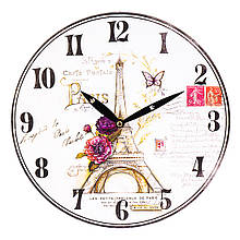 "Часы ""Письмо из Парижа"" (29см)"