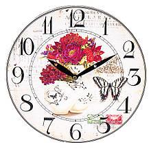 """Годинник """"Літні барви"""" (29см)"""