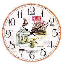 """Годинник """"Затишок"""" (34см)"""