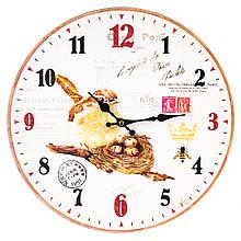 """Годинник """"Пташеня"""" (34см)"""