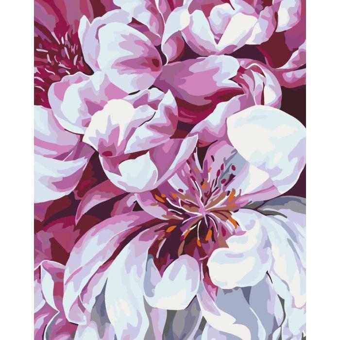 Картина рисование по номерам KHO2094 Идейка Опьяняюще аромат 40х50см набор для росписи по цифрам, краски,