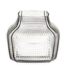 """Стеклянная ваза """"Пространство"""" 16 см"""