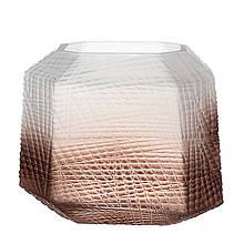 """Стеклянная ваза """"Пустыня"""""""