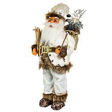 """Фігура """"Лісовий Санта з лижами"""""""