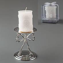 Весільна свічка (8 см)
