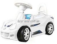 Машинка для катання СПОРТ КАР біла