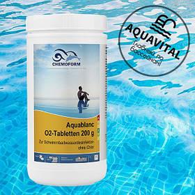 Активный кислород в таблетках 200 гр / Chemoform Aquablanc O2–Tabletten (1 кг)