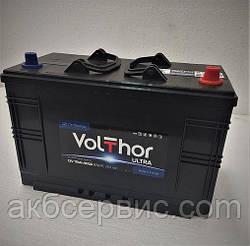 Аккумулятор автомобильный VolThor 6СТ-110 Аз Ultra Truck
