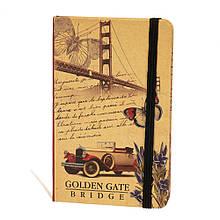 "Блокнот ""Golden Gate Bridge"""
