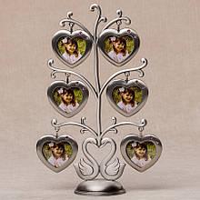 """Фоторамка """"Семейное дерево"""" (22 см)"""