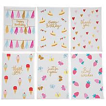 """Серия открыток """"Birthday cards"""""""