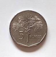 5 рупій Сейшельські острови 2010 р., фото 1
