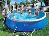 Надувной бассейн BestWay 57212 (549x122 см), фото 3