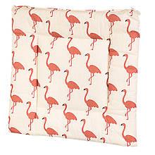 """Подушка для стула """"Фламинго"""""""
