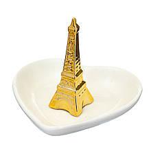 """Блюдце для украшенний """"Эйфелевая башня"""""""