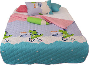 Стеганные покрывала-одеяла