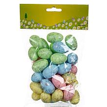 Набор маленьких крашенок в пакете (36шт)
