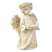 Ангел зі свічкою в руках 15.5*13*23.5