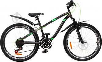 """Велосипед 24"""" DISCOVERY LIGHT 2021 (сріблястий 13"""")"""