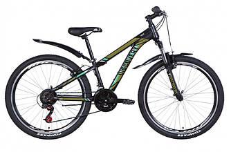 """Велосипед 26"""" DISCOVERY TREK 2021 (малахитовый 18"""")"""