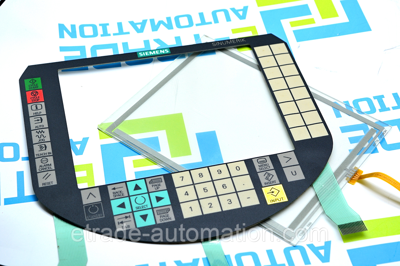 Клавиатура/Сенсорное стекло/Touch screen Siemens TERMINAL HT 8 6FC5403-0AA20-0AA1