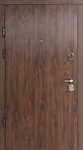 Двери уличные, модель Thermo Steel 21-18, 2 замка,