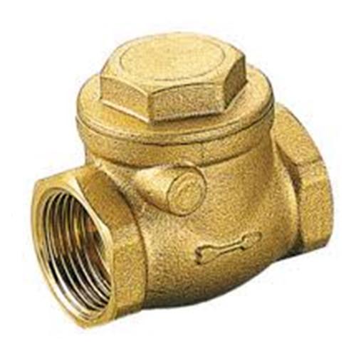 Клапан обратный  лепестковый для воды 1/2 вв SD