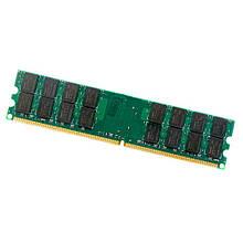 Оперативна пам'ять DDR2 4GB 800MHz PC2-6400 для Intel і AMD бу