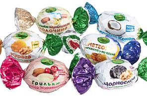 Конфеты Amanti (сухофрукты в шоколаде)