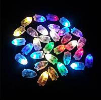 Светодиодные ЛАМПОЧКИ ДЛЯ ШАРОВ | Разноцветный