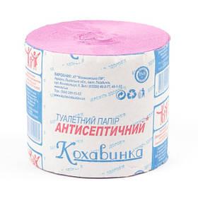 Туалетний папір антисептична без втулки 100х90