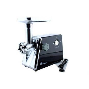 Мясорубка электромясорубка Domotec MS2018 1600W Black