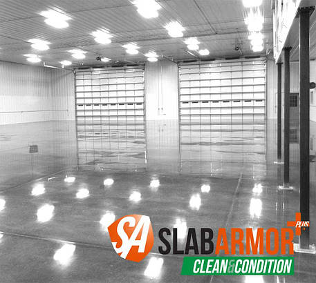 SlabArmor ™ Plus - матеріали догляду за полірованими бетонними підлогами SlabArmor ™, фото 2