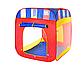 Дитячий намет М 0505, ігровий намет для дітей , 94 х 94 х 108 см, фото 3